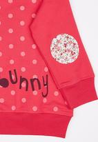 POP CANDY - Girls Sweat Top Mid Pink