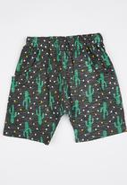 POP CANDY - Boys Printed Shorts Multi-colour