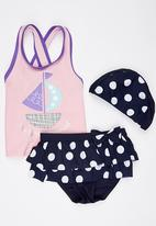 POP CANDY - 3 Piece Swimming Set Pale Pink