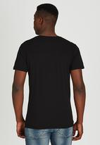 Only & Sons - Laurent Reg O-Neck T-Shirt Black