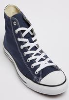 Converse - Chuck Taylor Canvas Hi Sneakers Navy