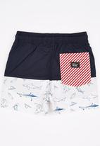 Billabong  - Sharky Elastic  Boardshorts Navy