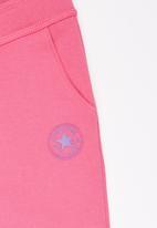 Converse - Core Jogger Mid Pink