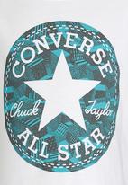 Converse - Chuck Fill Tee White