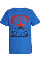 Converse - Painted Chuck Tee Blue