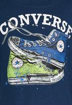 Converse - Mix Match Chucks Tee Navy