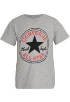 Converse - Graphic Tee Grey