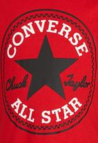 Converse - Graphic Tee Red