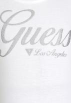 GUESS - Guess La Tee White
