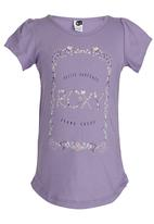 Roxy - Little Surfer Tee Mid Purple