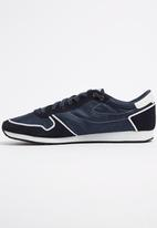 Diesel  - Diesel Pass-on Sneakers Navy
