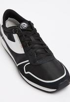 Diesel  - Diesel Pass-on Sneakers Black