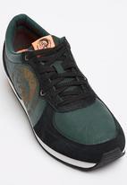 Diesel  - Diesel A-Head Sneakers Black