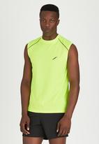 Lithe - Moisture Management Vest Yellow