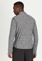 Lithe - Splinter Spandex Long Sleeve Grey