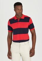 JCrew - Golf Shirt Red