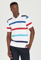 JCrew - Golf Shirt White