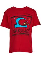 Quiksilver - Bubbledream Toddlers Red