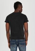 Alpha Industries - Mortar T-Shirt Dark Grey