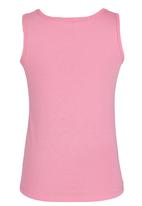 GUESS - Guess Tee Mid Pink