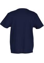 Hurley - Hurley -B- O&O  Seasonal Heather T-Shirt Navy