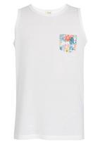 Soobe - Pirate  Athlette Vest White