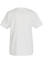 Hurley - Hurley -B-Orig Seasonal  Heather  T-Shirt White