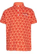 GUESS - Polo Tee Red