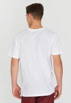 RVCA - RVCA Splice T-Shirt White