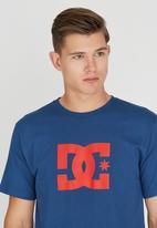 DC - Star Standard T-Shirt Navy
