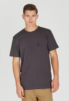 DC - Block Star T-Shirt Black