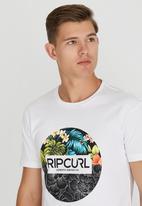 Rip Curl - Live T-Shirt White