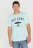 Rip Curl - Cape Town Search T-Shirt Blue