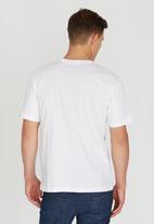 Rip Curl - African Split T-Shirt White