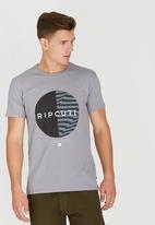 Rip Curl - Verticle Split T-Shirt Grey