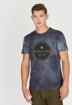 Rip Curl - Circle T-Shirt Black