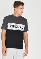 Rip Curl - Fern Panel T-Shirt Black