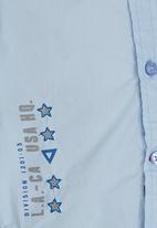 GUESS - Relaxed Shirt Blue