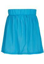 See-Saw - Pom-pom Skirt Blue