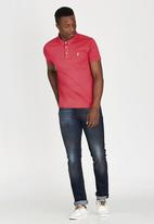 Polo Classic - Classic Small Pony Gofler Red