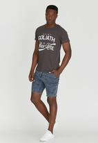 St Goliath - Poco Loco T-Shirt Grey