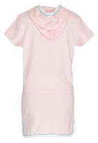 POP CANDY - Girls Top And Skirt Set Pale Pink