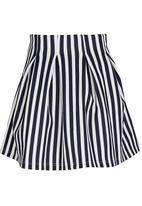 Rebel Republic - Pleated Skirt Multi-colour