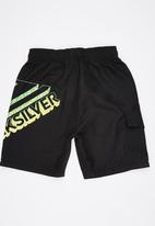 Quiksilver - Sonny Bill Boardshorts Black