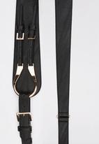 STYLE REPUBLIC - Waist Belt Black