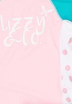 Lizzy - Rashvest Set Multi-colour