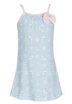 See-Saw - Night Dress Pale Blue