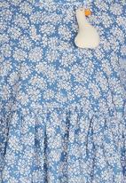 POP CANDY - Girls Printed Dress Blue