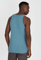 Volcom - Fade Vest Blue