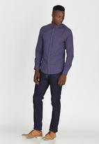 Ben Sherman - Long Sleeve Shirt Blue
